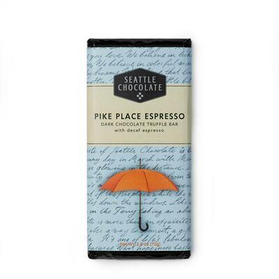 Seattle Chocolate Pike Place Espresso Truffle Bar