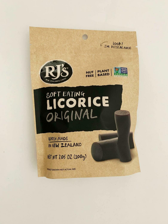 RJ's Black Licorice Bags