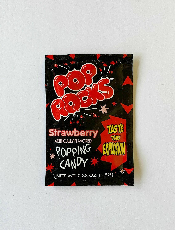 Pop Rocks-Strawberry