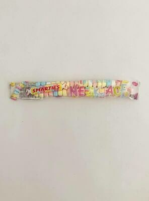 Smarties Wrapped Necklace
