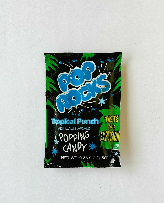 Pop Rocks-Tropical Punch