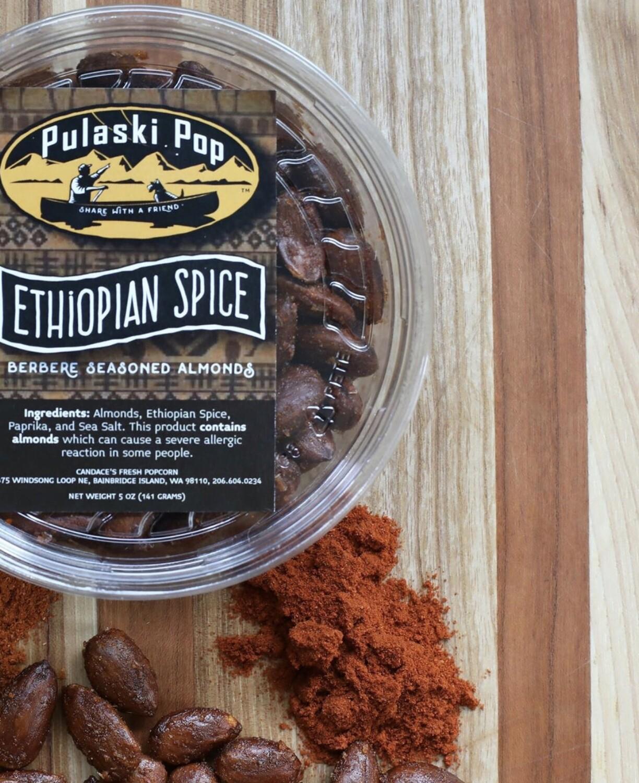 Ethiopian Spice Almonds