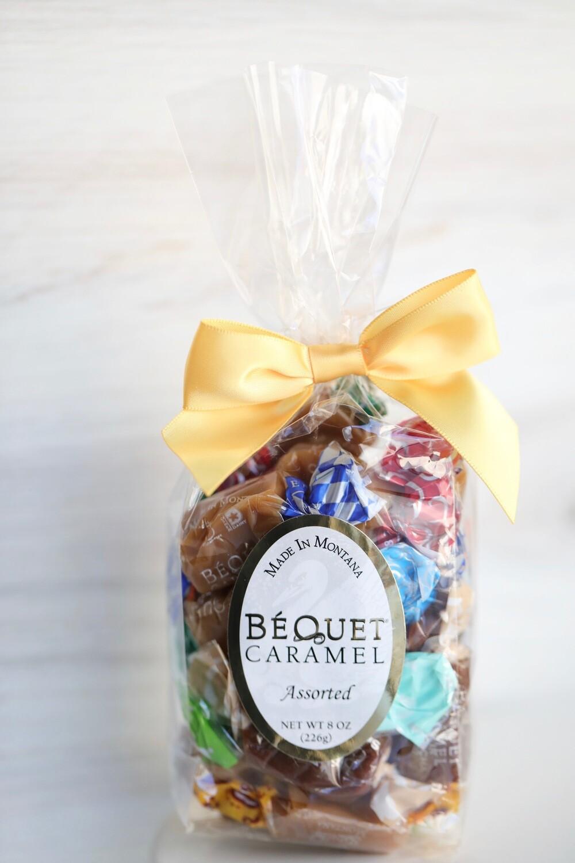 Bequet Assorted Caramel Bag