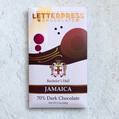 Letterpress Jamaica 70%