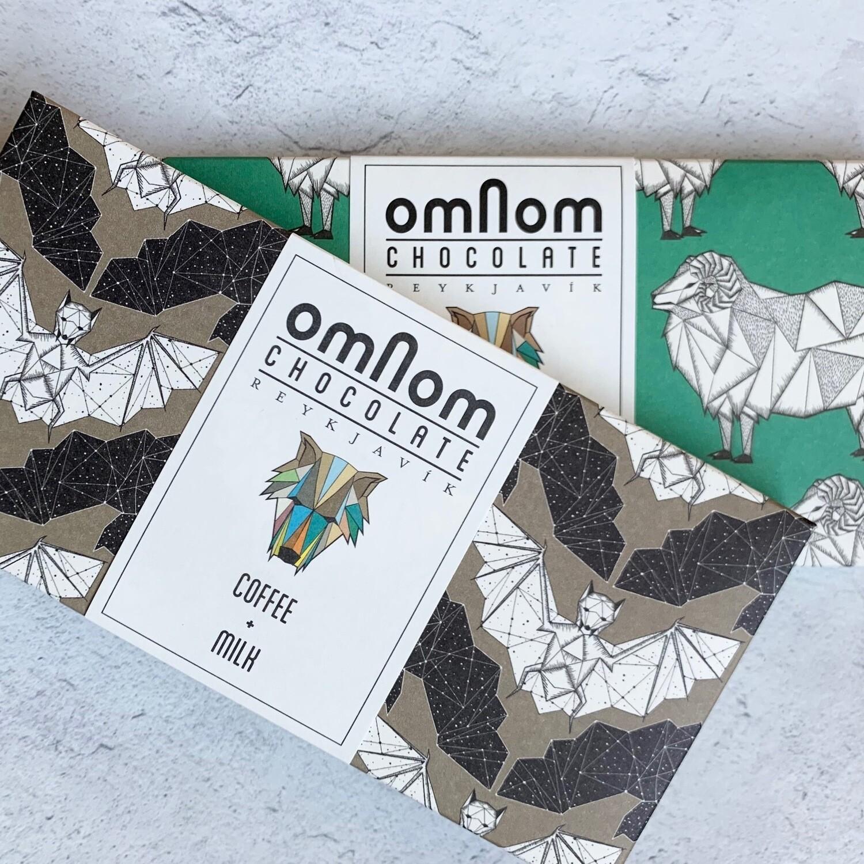 OmNom Coffe & Milk