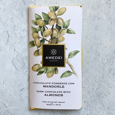 Amedei DK with Almonds