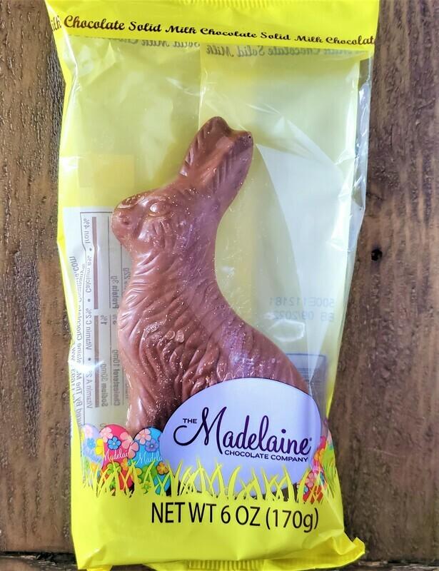 MK Sitting Rabbit 6oz
