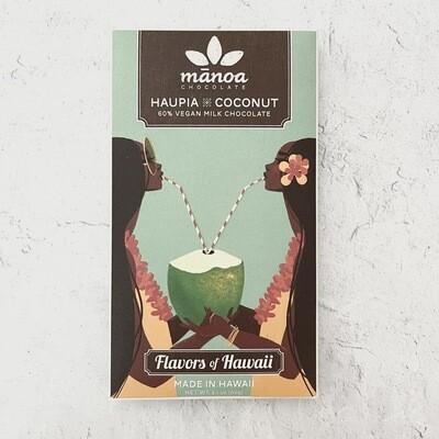 Manoa Haupia Coconut Vegan 60%