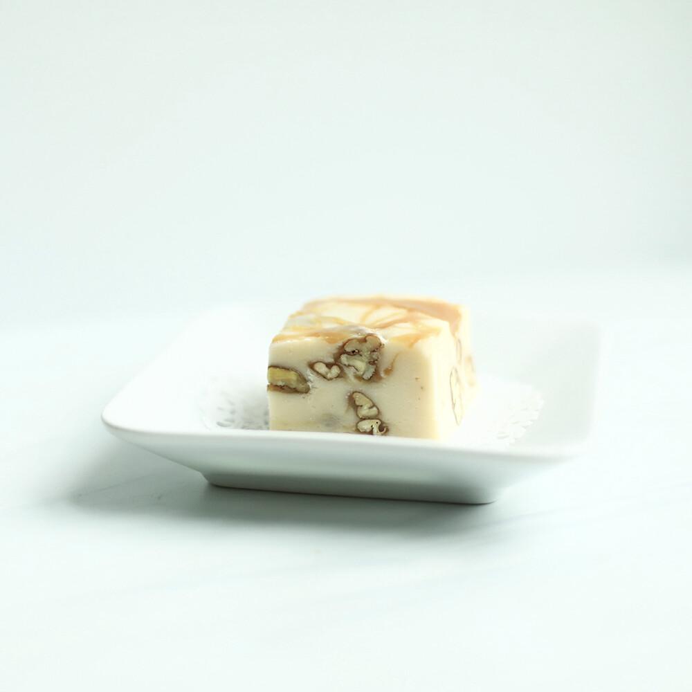 Caramel Pecan Cheesecake