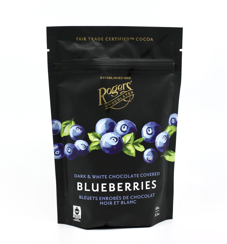 Rogers' DK Choc Blueberries
