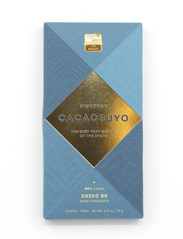 Cacaosuyo Cuzco 80%