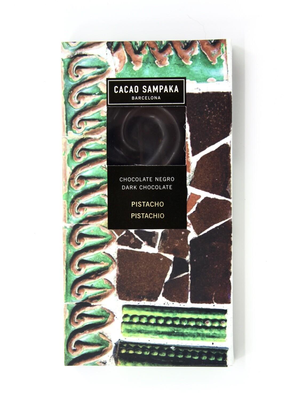 Cacao Sampaka Pistachio 44%