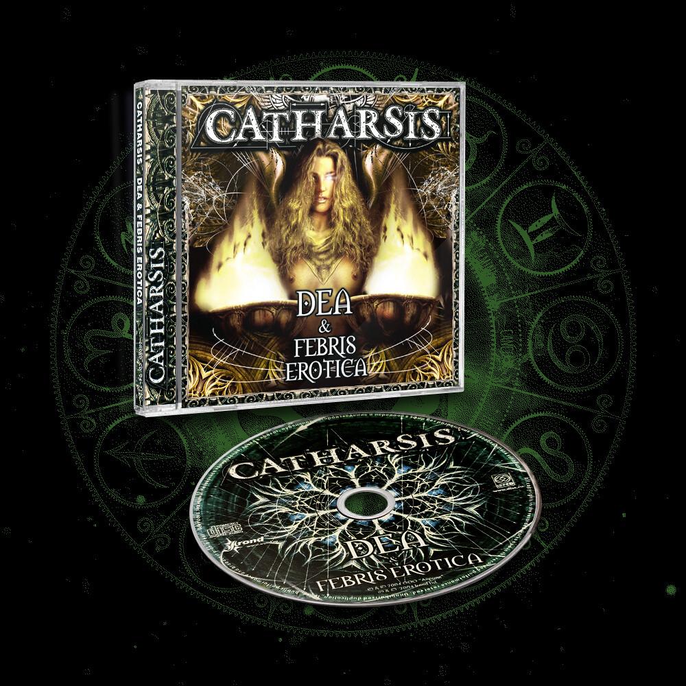 CD 'DEA + FEBRIS EROTICA'
