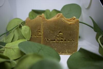 Topaz Turmeric Soap
