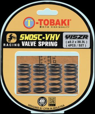 TOBAKI RACING VALVE SPRING SWOSC-VHV