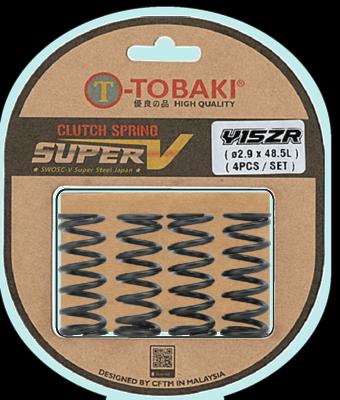TOBAKI RACING CLUTCH SPRING SWOSC-V