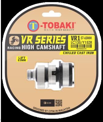 TOBAKI RACING CAMSHAFT VR SERIES LC135/Y15ZR