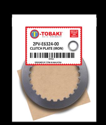 TOBAKI RACING IRON PLATE