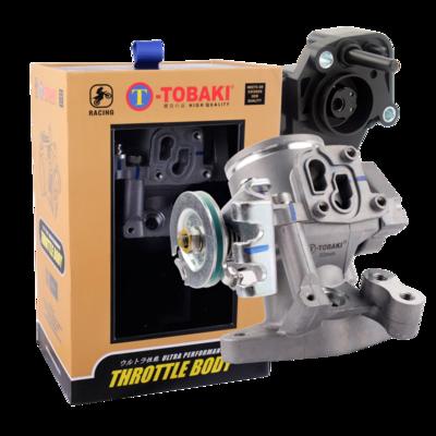 TOBAKI RACING THROTTLE BODY /W INLET PIPE RACING RS150R