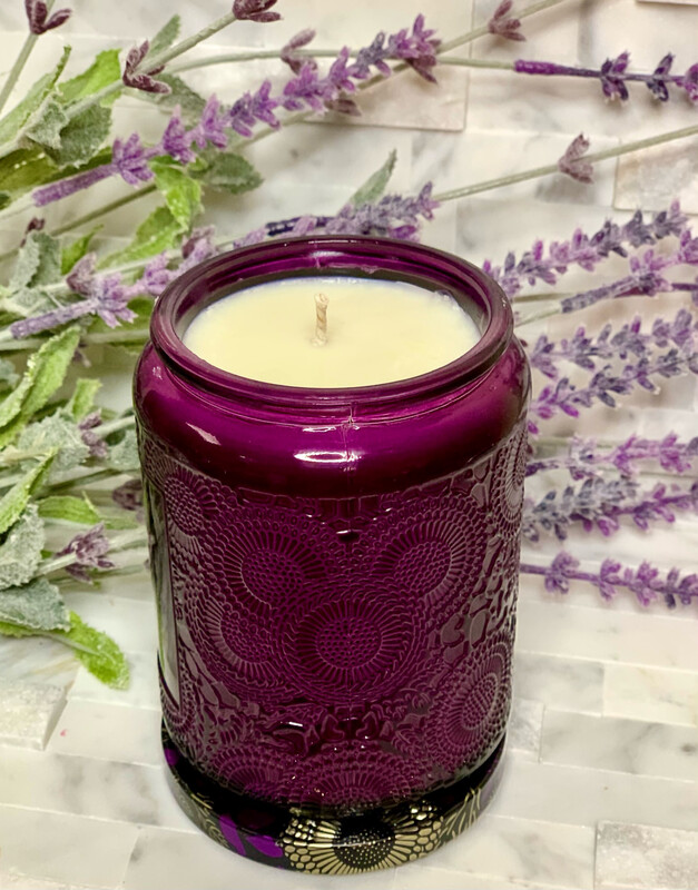 Centered (lavender & sandalwood vanilla)