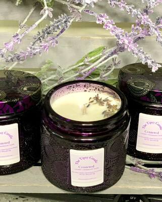 Centered (lavender & sandalwood vanilla)10oz