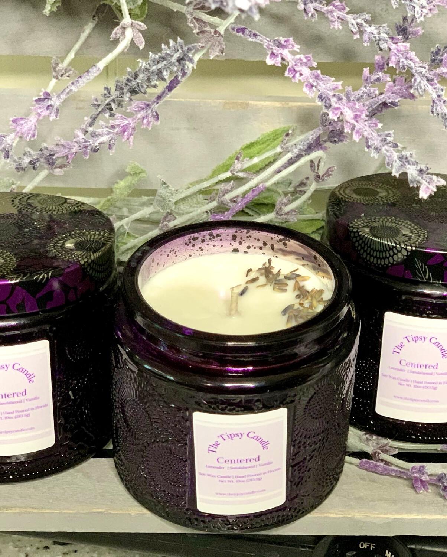 Centered (lavender & sandalwood vanilla)12 Oz