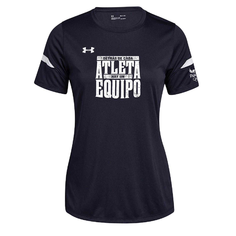 Tshirt Navy Equipo Panamá - Mujer