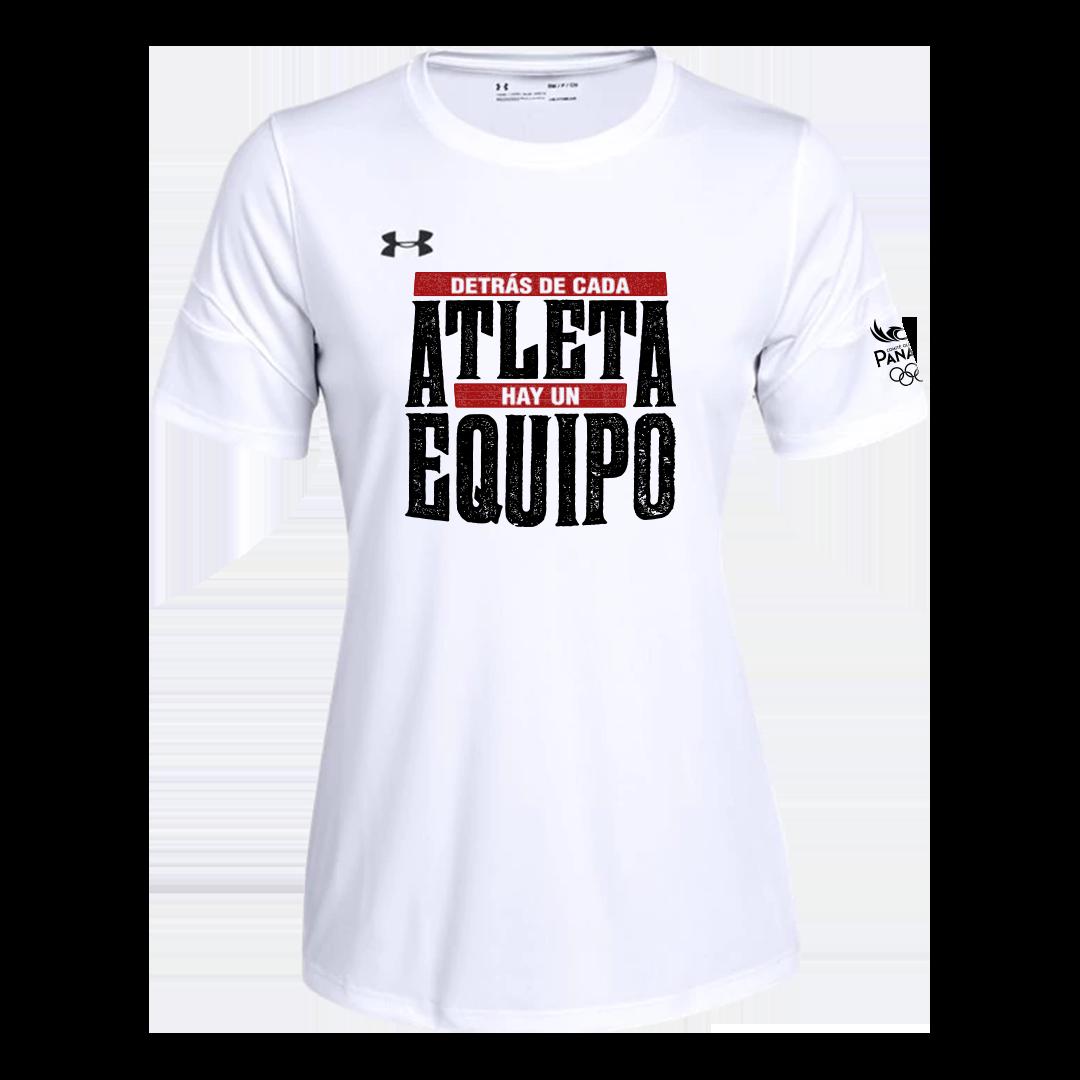 Tshirt dama - Blanco