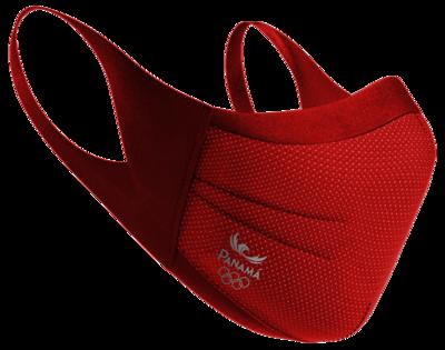 Mascarilla COP-UA-Roja