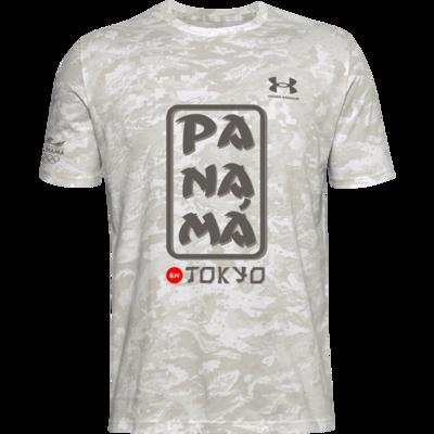 Tshirt Panamá en Tokyo