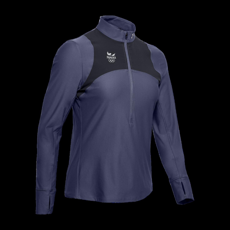 Jacket 1/2 Zip - Navy