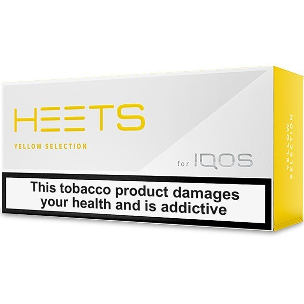 Yellow Selection / Label Heets