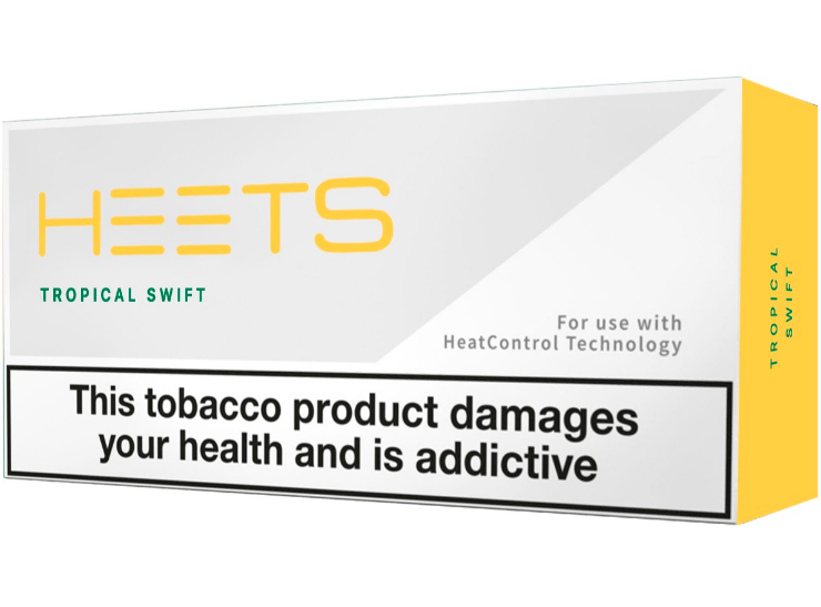 Tropical Swift / Label Heets