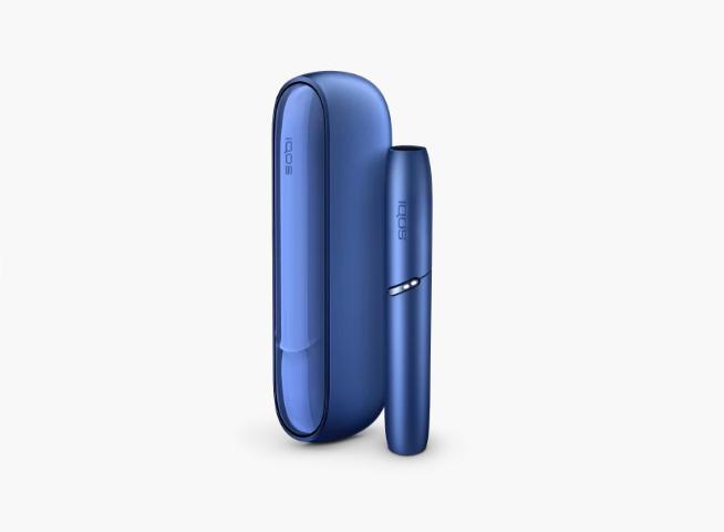 IQOS 3 DUO, blue