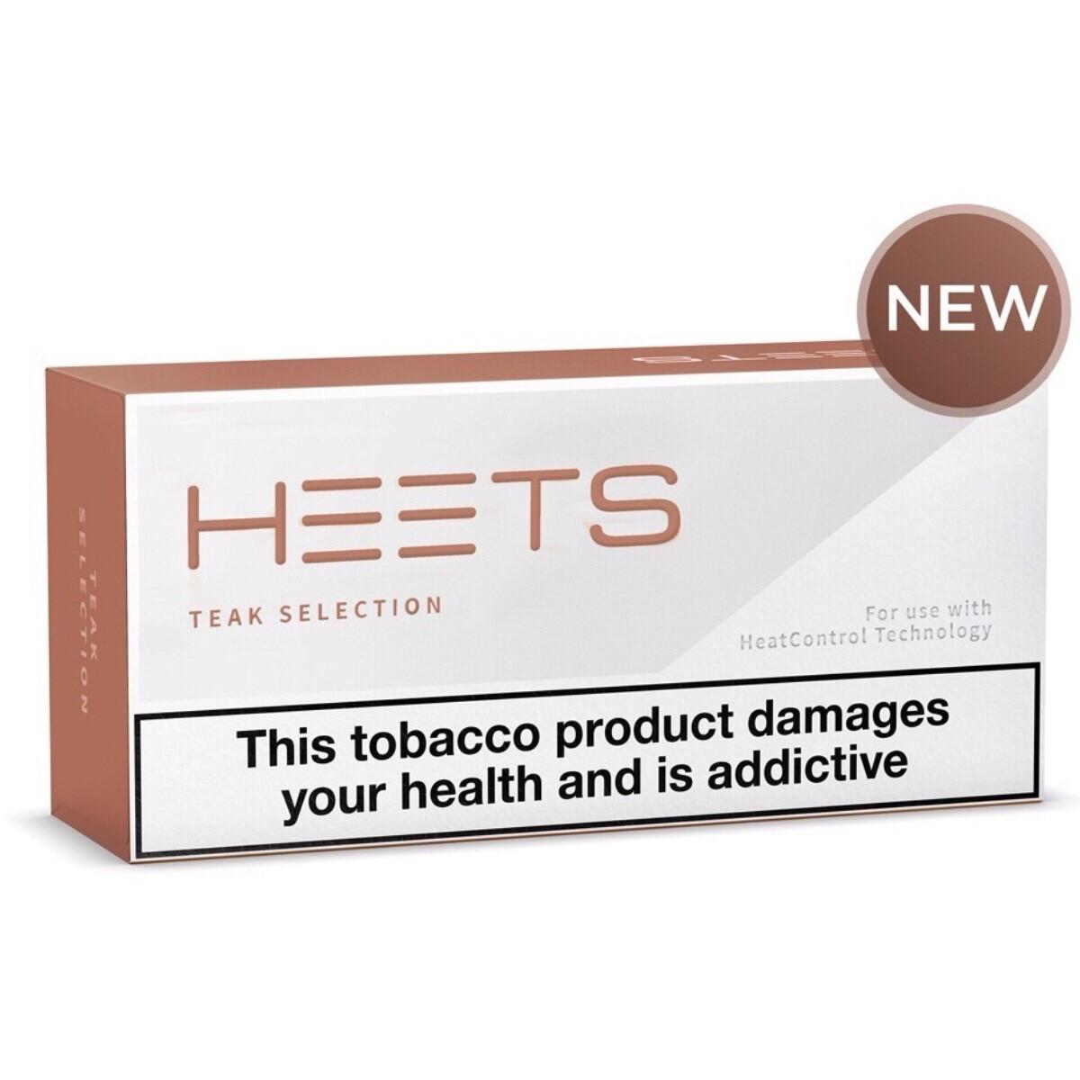 Teak Selection / Label Heets