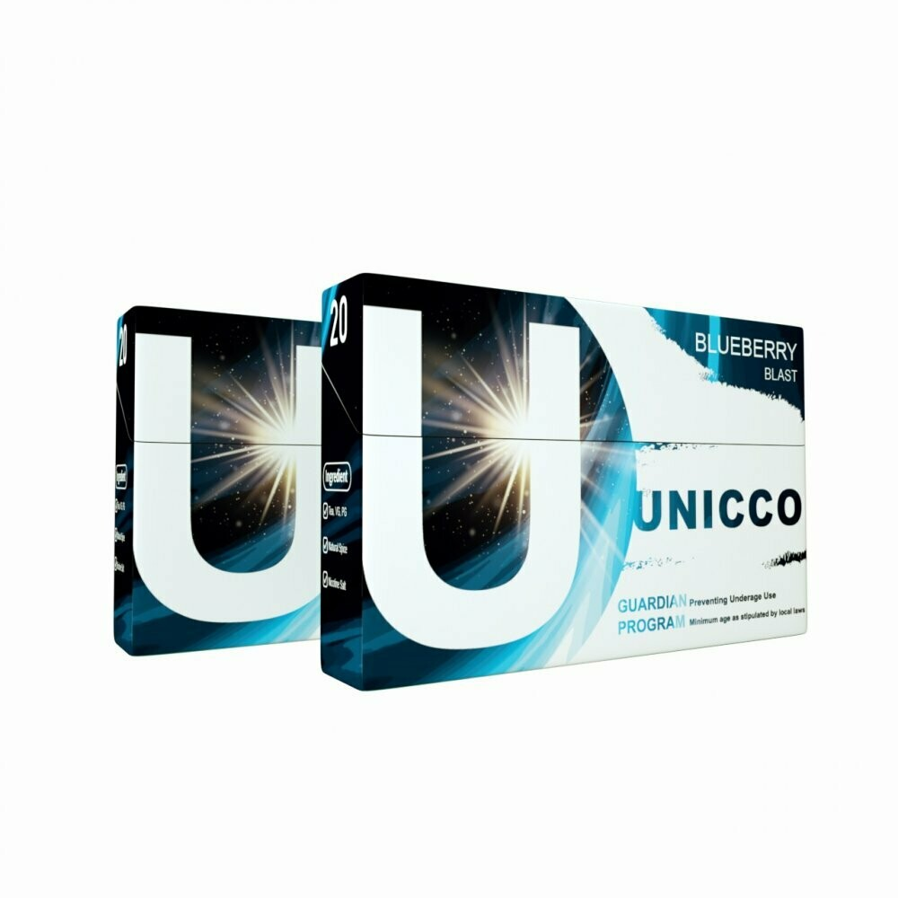 UNICCO BLUBERRY