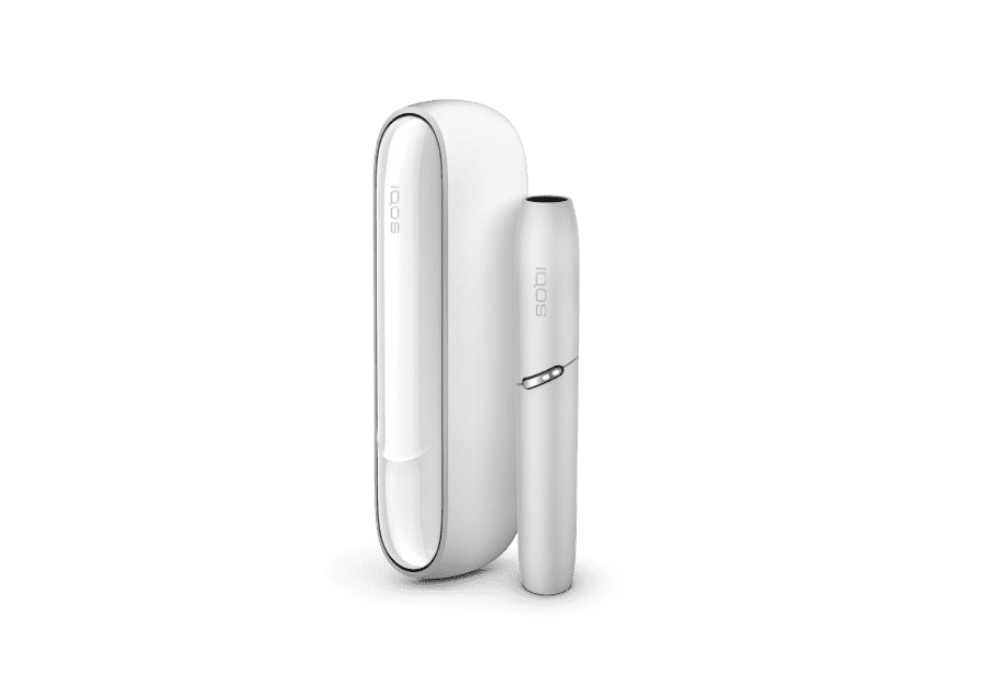 IQOS 3 DUO, white