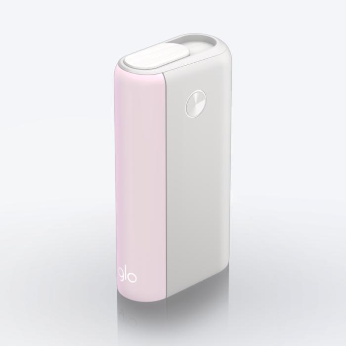 glo hyper plus, White-Light pink
