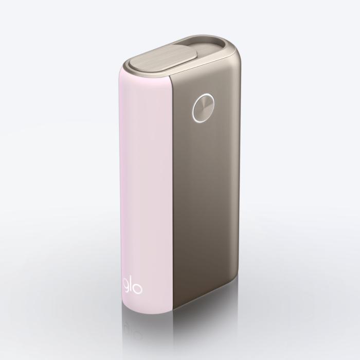 glo hyper plus, Gold-Light pink