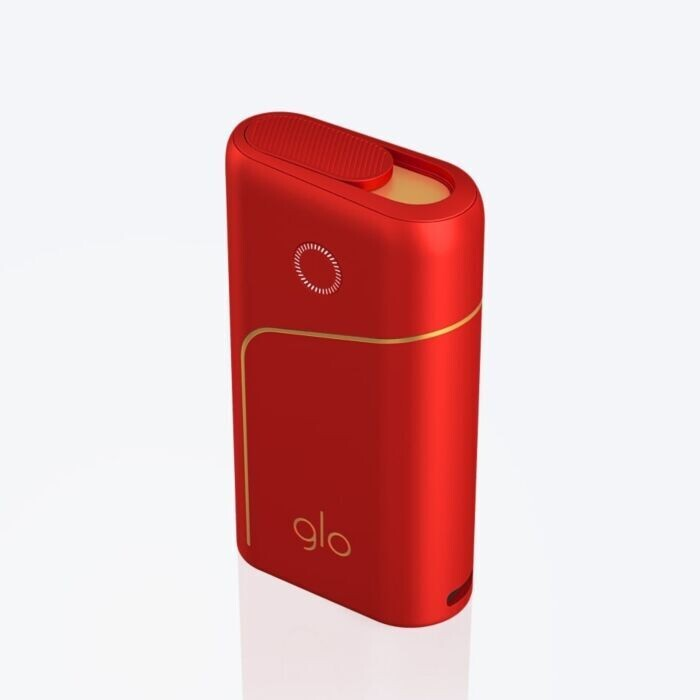 glo pro, Red