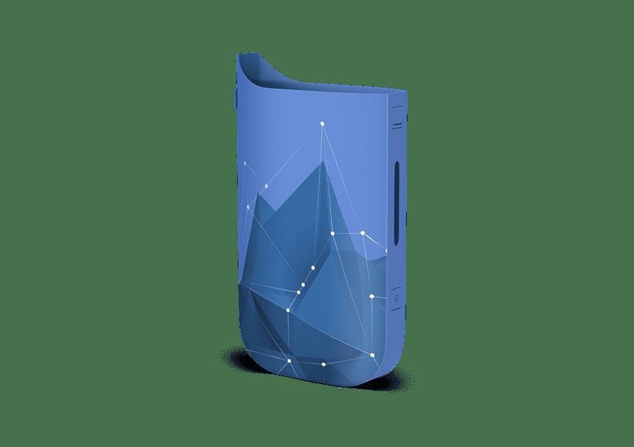 Case for IQOS 2.4 Plus Blue