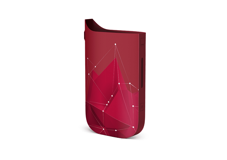 Case for IQOS 2.4 Plus Red