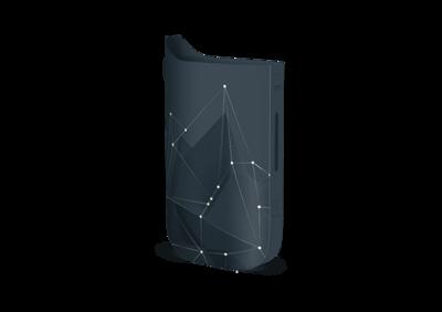 Case for IQOS 2.4 Plus Black