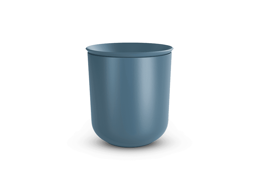 Plastic container for IQOS, Royal Blue