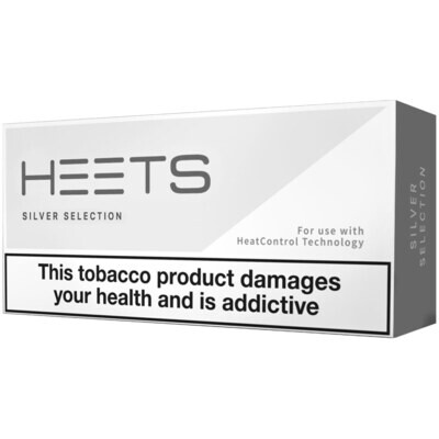 Silver Selection / Label Heets