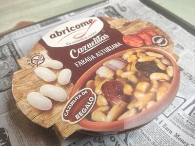Fabada asturiana en cazuelitas abricome la auténtica cocina