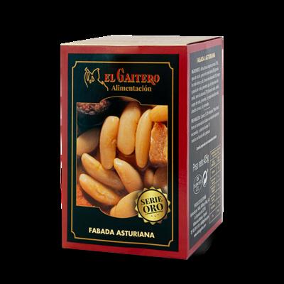 Fabada asturiana el gaitero Serie Oro