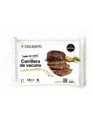 CARRILLERA EN SALSA CORDOBESA