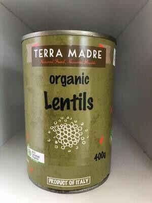 Lentils Organic 400g