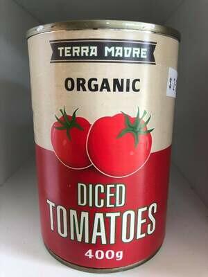 Tomatoes Diced Organic